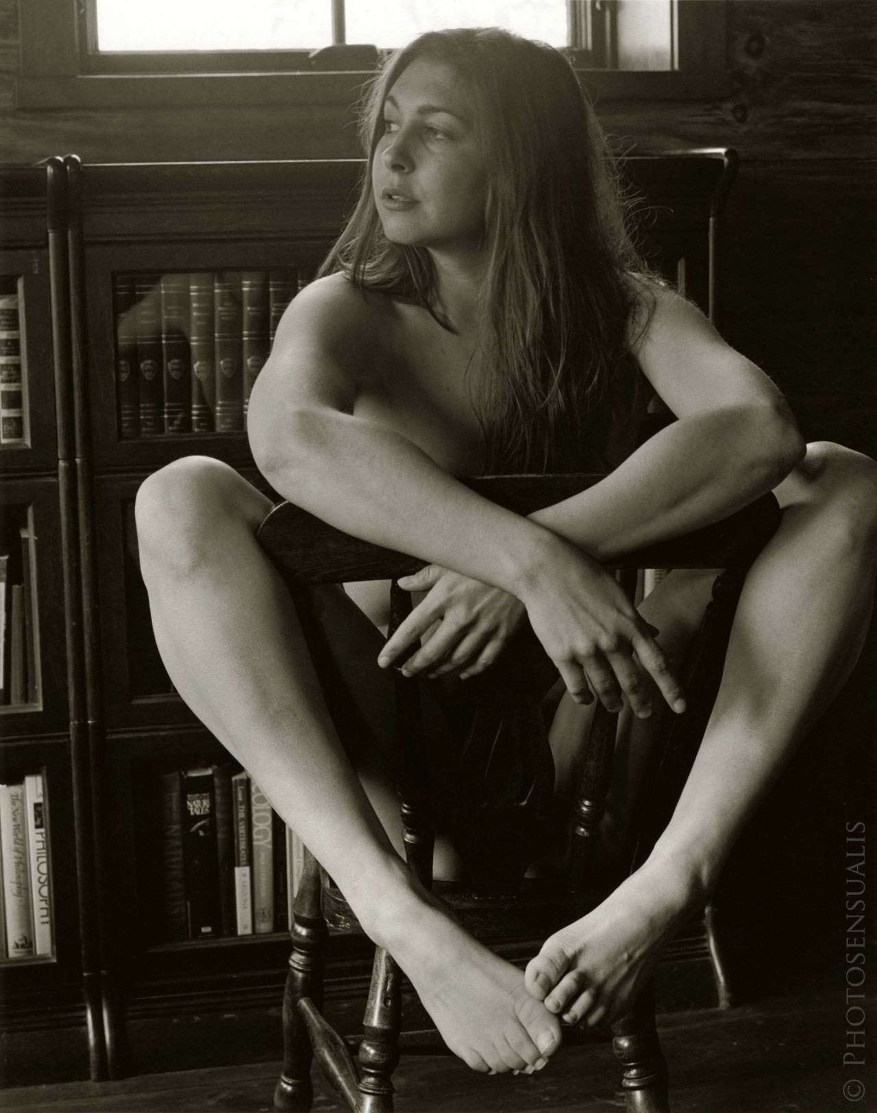 Photosensualis, Melissa in the Library, 25. Juli 2014