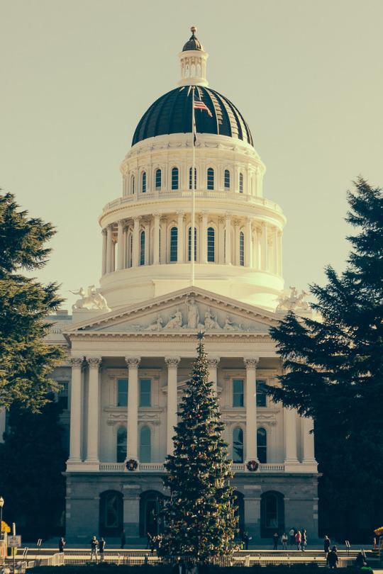Visit Sacramento California travel fall capitol