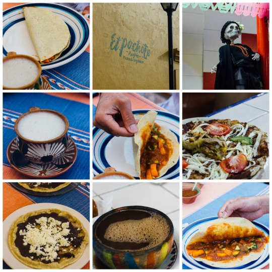 Oaxaca food travel Mexico food guide