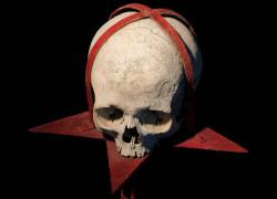 A skull used for ritual magic