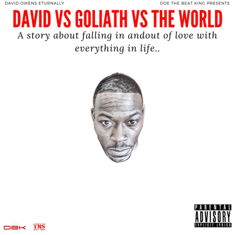 Doe The Beat King - David Vs. Goliath Vs. The WorldThe San Diego rapper takes listeners on a journey through the ins and outs of life, with hip-hop as a soundtrack!With such a confrontational title for his recent release, Doe The Beat King is...