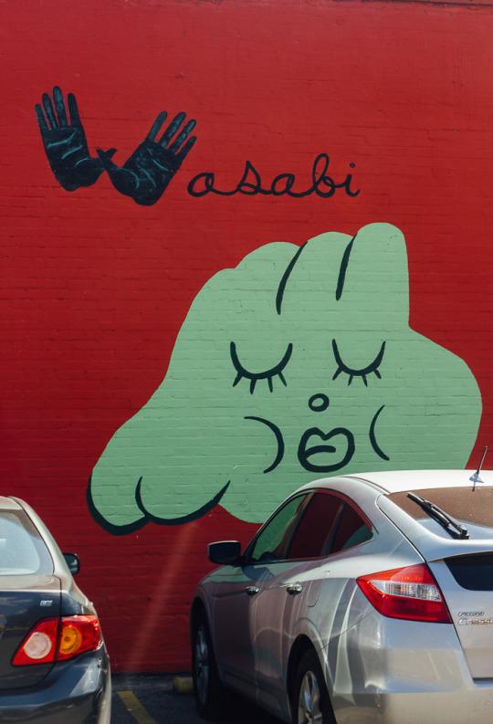 Austin street art texas murals