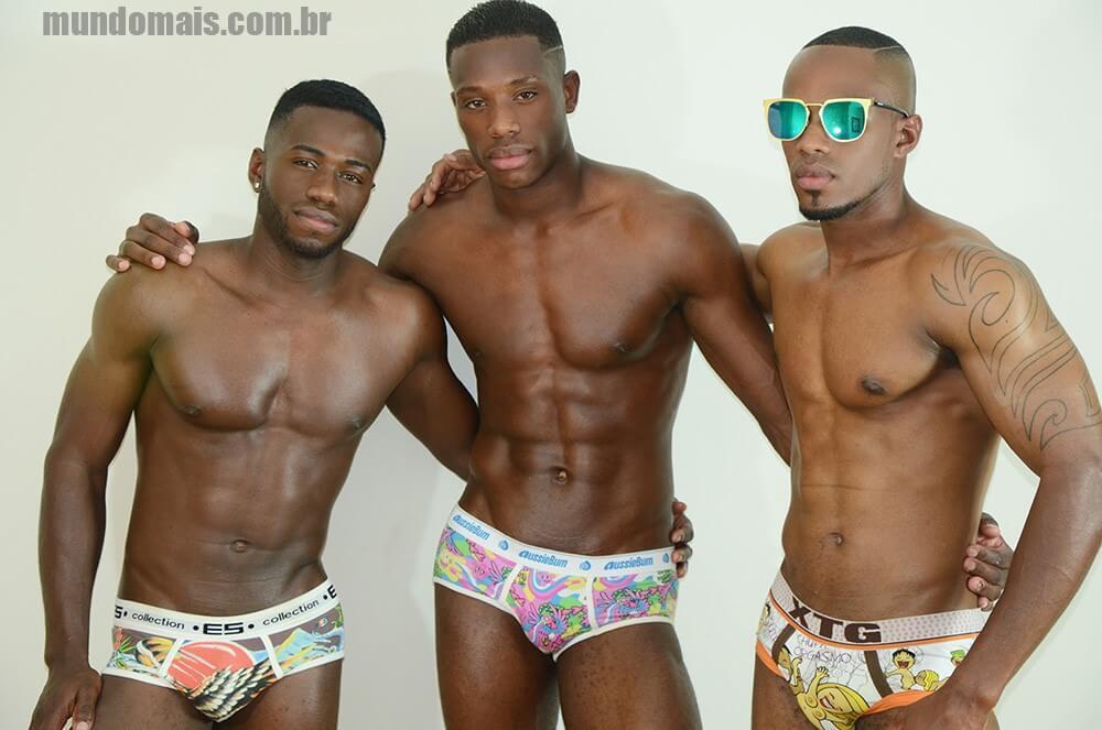 irmãos negros gostosos e pelados MundoMais
