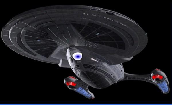 Starfleet ships Norwayclass starship fan render