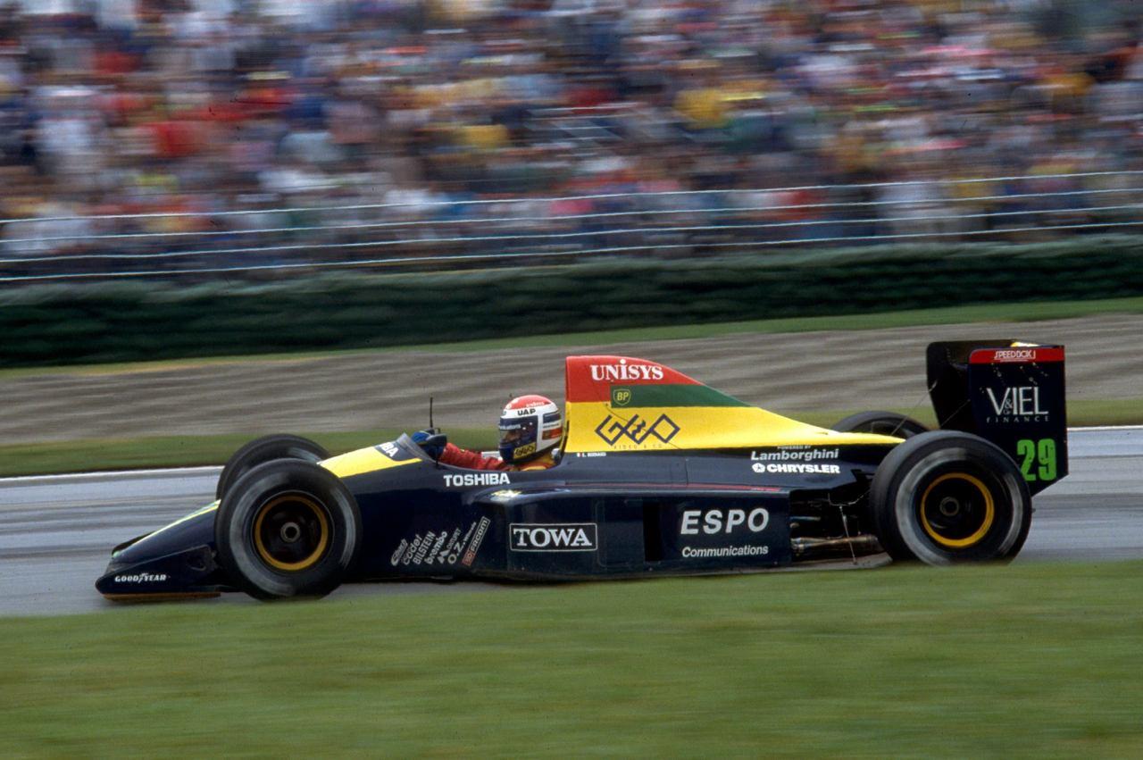Image result for 1990 canadian grand prix