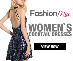 Fashionmia Elegant Cocktail Dresses