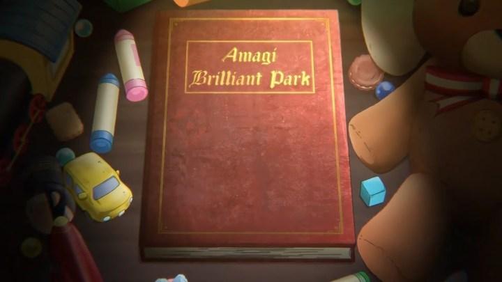 Amagi Brilliant Park