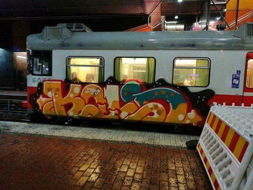 kuilumagazine:  Via: Fresh Graffitiwww.kuilumagazine.com#kuilumagazine #graffiti