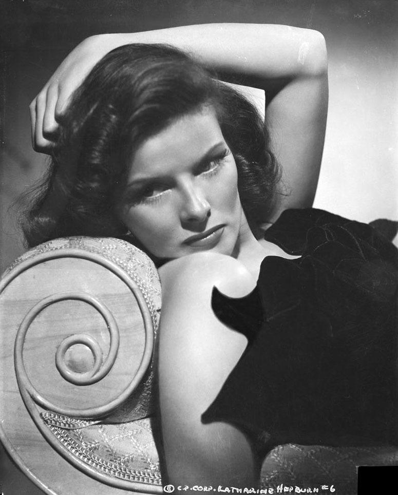 "sala66: "" Katharine Hepburn, 1938 """