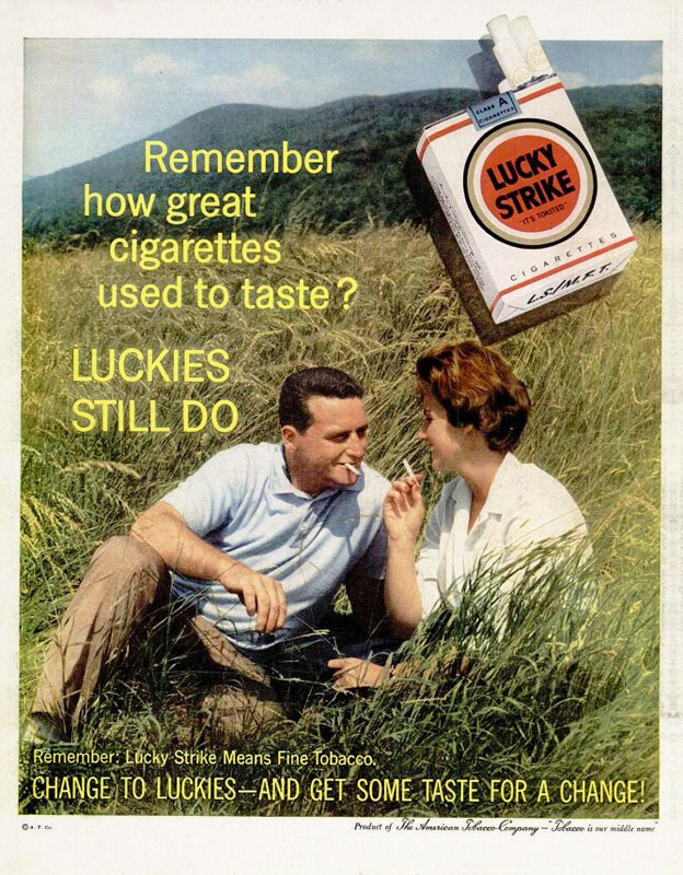 Lucky Strike - 1961