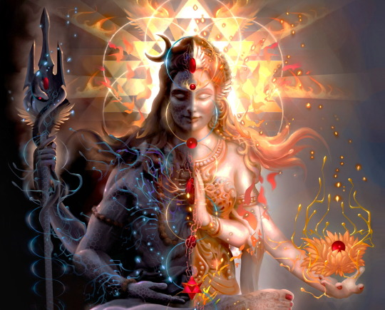 Shiva and Shakti in Tantra