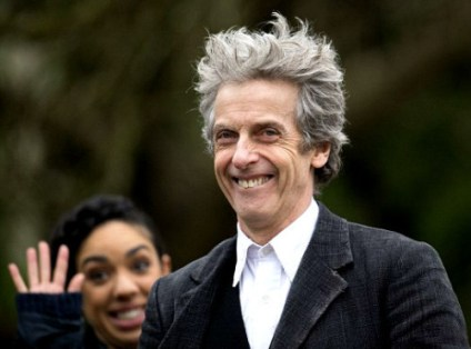 Image result for 12th doctor smiling