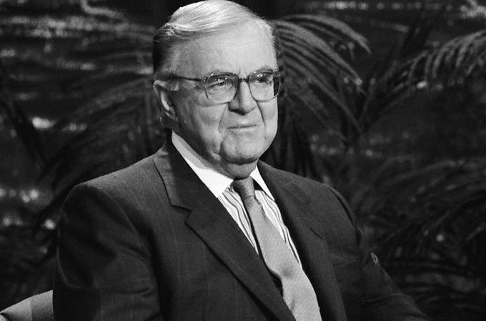 "John McLaughlin dead at 89… John McLaughlin, the stalwart political commentator who created television's ""McLaughlin Group,"" died Tuesday at his home in Virginia. He was 89. His death came less than two days after he missed the first episode of his..."