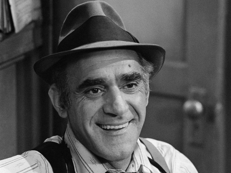 """ABE VIGODA DEAD AT 94 Vigota was known for his roles in """"The Godfather"""" and the 1970s TV series """"Barney Miller."""" But those who grew up and came of age in the 1980s and 1990s may know him for other reasons.. he appeared multiple times on Late Night..."""