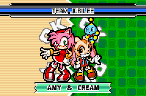 Image result for sonic advance 3 Amy and Cream