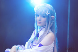 Emilia - Re:Zero by LanaKuroi  More Hot Cosplay: http://hotcosplaychicks.tumblr.com Get Exclusive Content: https://www.patreon.com/hotcosplaychicks