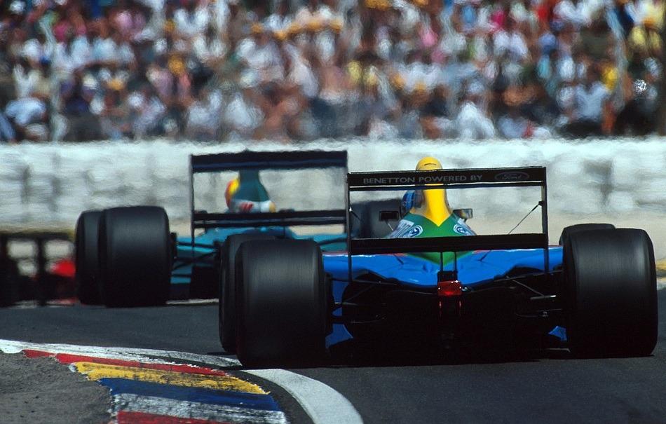 Image result for 1990 french grand prix nannini