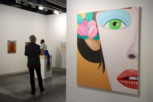 hiplillady:  Miami Art Basel 2016 going on now!arrestedmotion.com