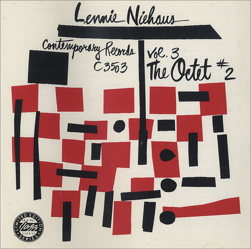 Lennie Niehaus, The Octet, 1955. Unknown artwork. USA.