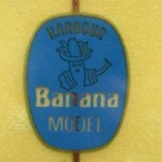 "Harbour Banana Model ""Chiquita"" Logo"