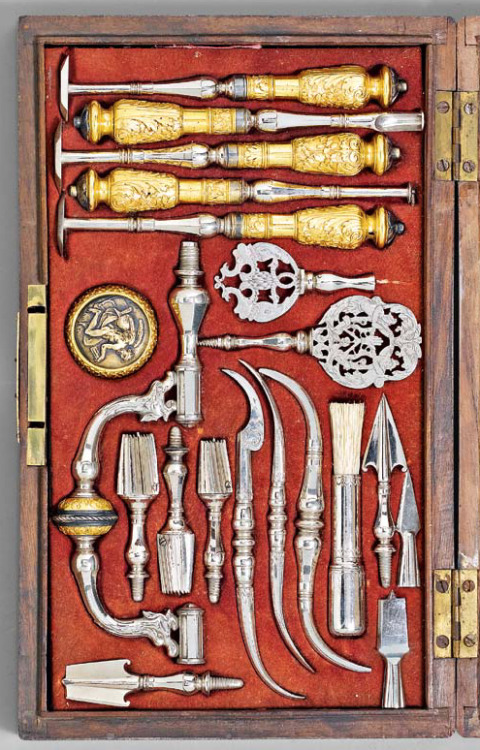 Design Is Fine History Is Mine Chirurgical Instruments