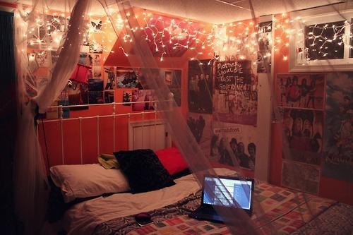 bedroom lights on Tumblr on Room Decor Tumblr id=43337
