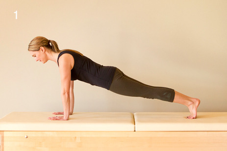 Pilates Front Support