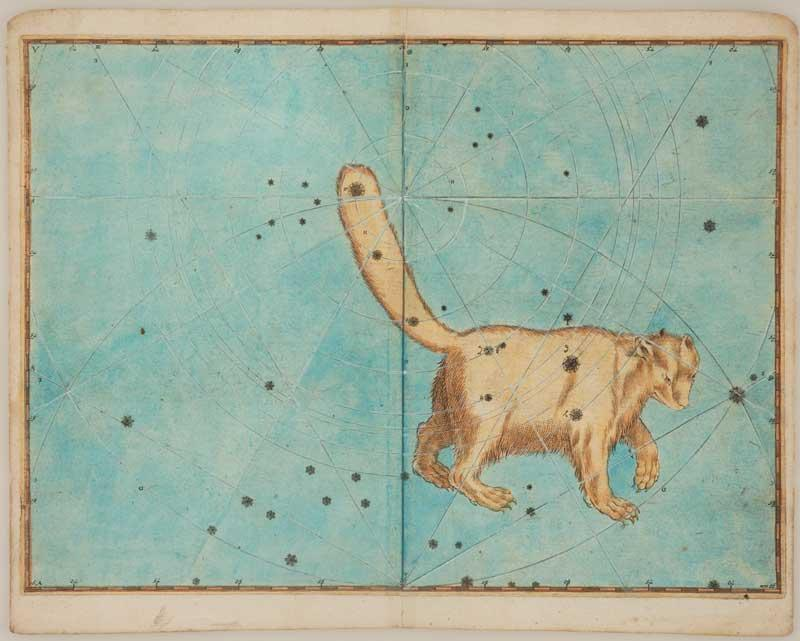 "peregrine2017: "" BAYER, Johann.Ursa Minor, 1639 - Ulm: Johann Gorlini, 1639. Coloured, with gold highlights. 285 x 380mm. The constellation of Ursa Minor, engraved by Alexander Mair for Bayer's 'Uranometria', a star atlas that shaped the way the..."
