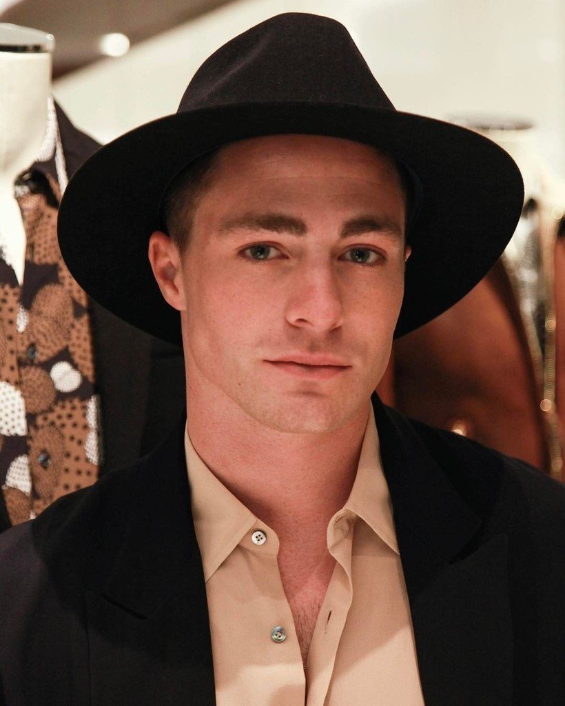 Colton Haynes My Obsession