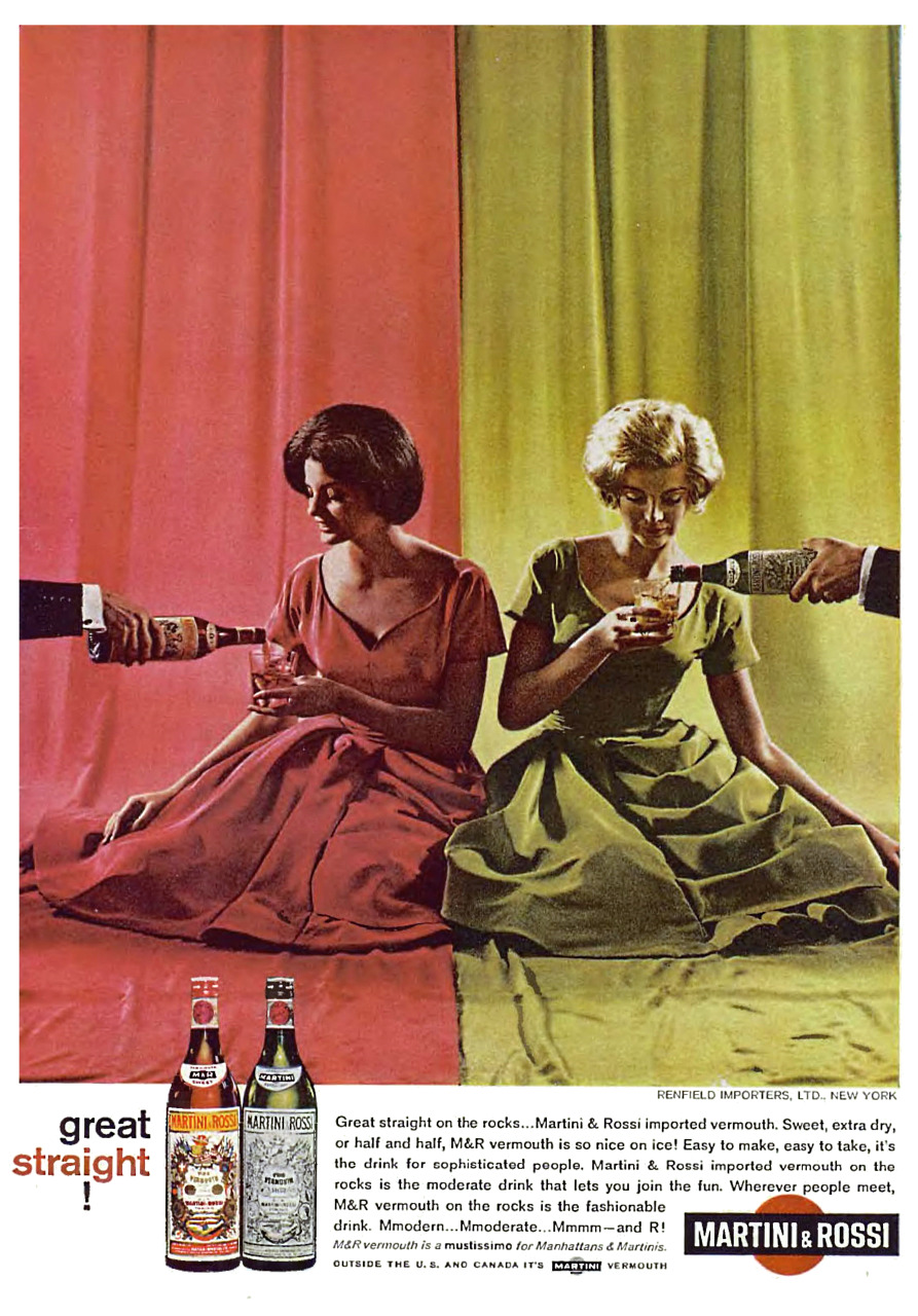 Martini and Rossi - 1961