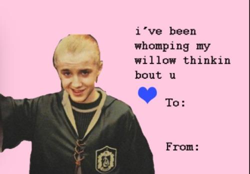 harry potter valentine's | Tumblr