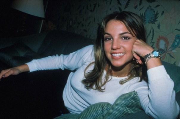 ee125a010 Britney Spears (1998) – Vintage Stuff