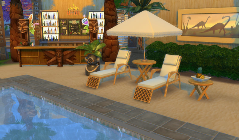 Lana CC Finds - leanderbelgraves: Beach Living Outdoor Set... on Cc Outdoor Living id=36408