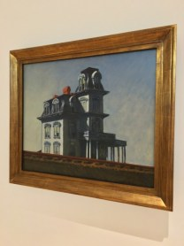 Image result for painting 'house by the railroad'