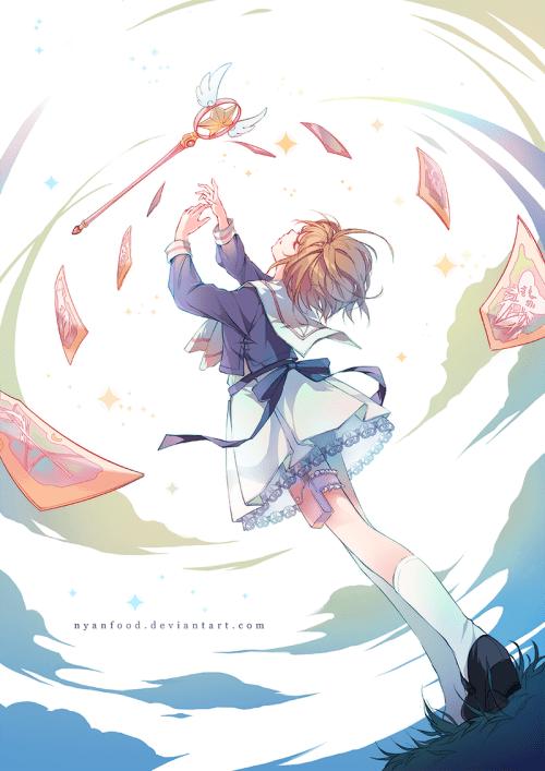 Card Captor Sakura On Tumblr