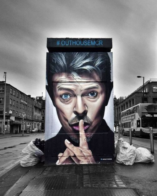 paxmachina:Akse P19 - 'Bowie' (NYC)