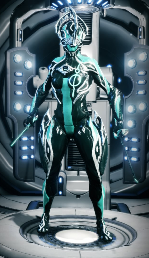 Warframe Color Schemes