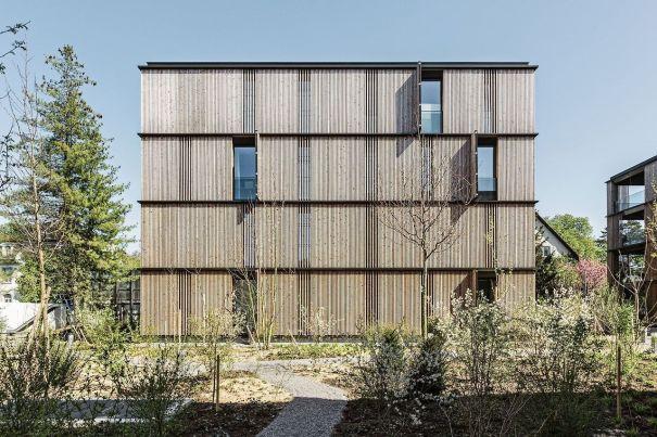 Scherpark Apartment Buildings / E2A Eckert Eckert ...