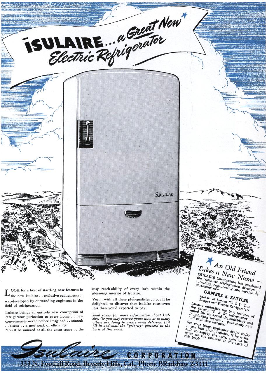 Isulaire Corporation - 1946