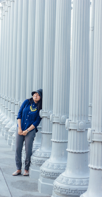 Los Angeles winter travel guide LACMA