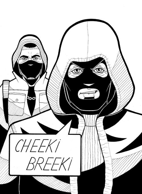 cheeki breeki | Tumblr