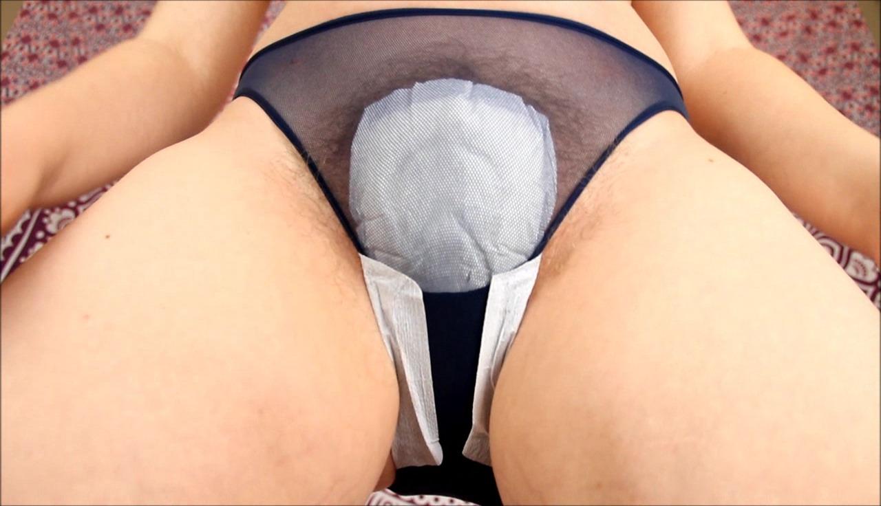 Fetish pad Panties Pictures