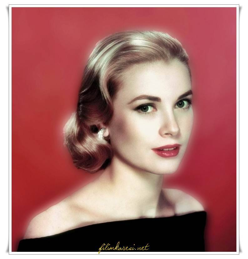 Monako Prensesi, Grace Kelly, Grace Patricia Kelly