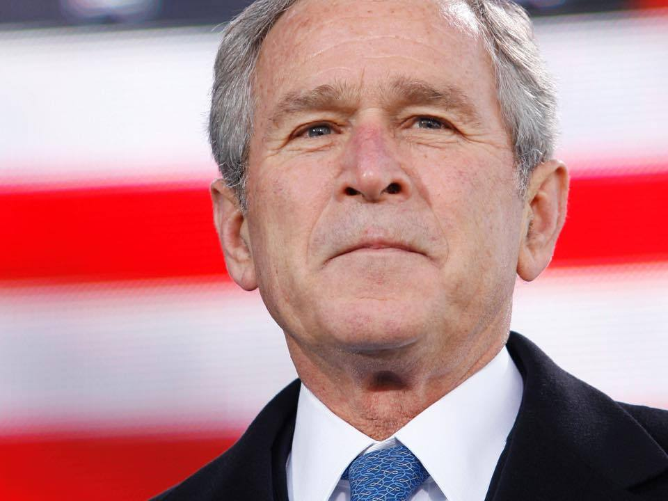 Bush Counting Down Days Until He is No Longer Worst President in History – Andy Borowitz