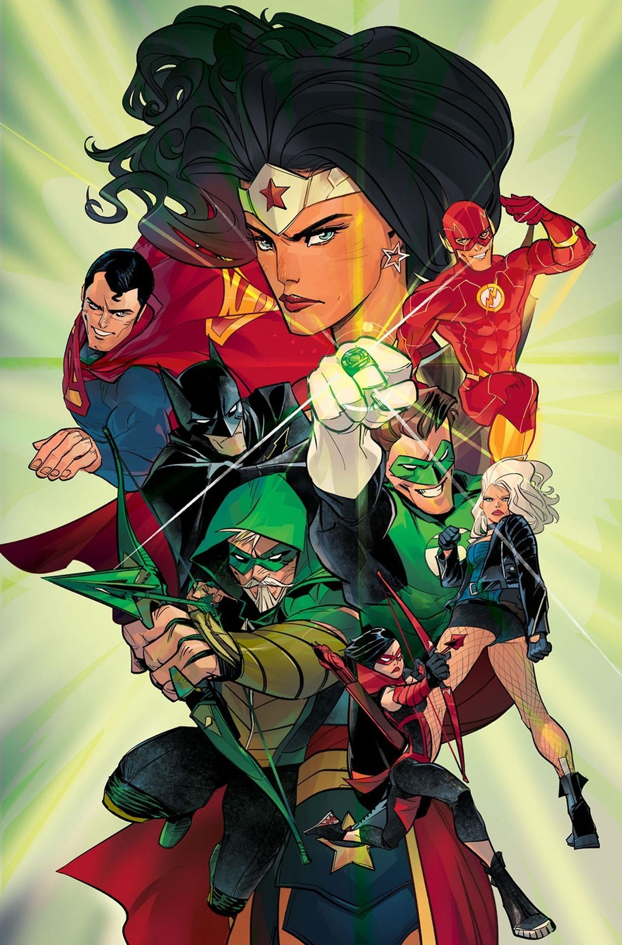 Justice League by OTTO SCHMIDT – ics