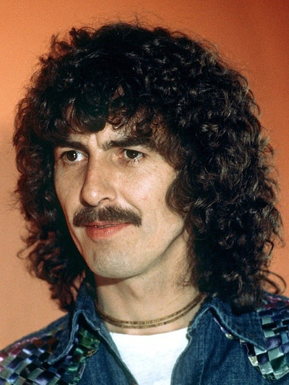 George Harrison Promotes New Album In Hamburg West Germany 40 Years Ago OnThisDay OTD Feb 1 1977