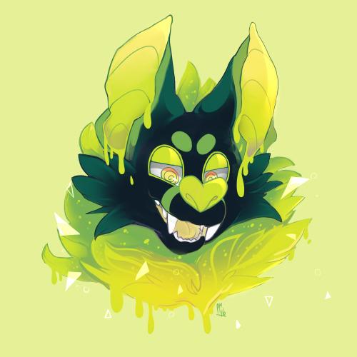 Bat Fursona