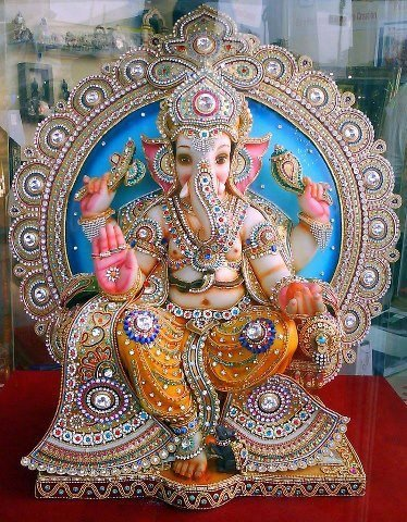 Happy Birthday Lord Ganesh Mela Artisans