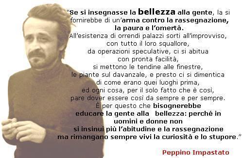9 maggio 1978 a Cinisi (Palermo) viene ucciso barbaramente dalla mafia Peppino Impastato (Contro la disinformazione)