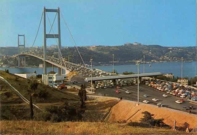 Boğaziçi Köprüsü SALT Araştırma Fotoğraf Arşivi